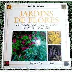 Livro - Jardins de Flores
