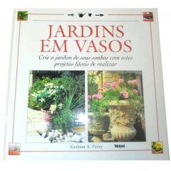 Livro - Jardins em Vasos
