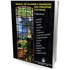 Livro - Manual de Calagem e Adubação das Principais Culturas