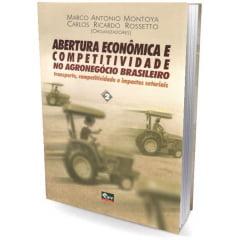 Livro - Abertura Econômica e Competitividade no Agronegócio Brasileiro-Vol 2