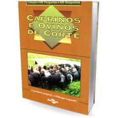 Livro - Caprinos e Ovinos de Corte - 500 perguntas / 500 respostas