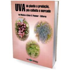Livro - Uva - Do Plantio a Produção, Pós-colheita e Mercado