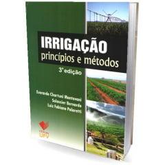 Livro - Irrigação - Princípios e Métodos