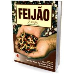 Livro Feijão, cultura, feijão adubação, colheita, grãos, produção