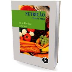 Livro - NUTRIÇÃO - Texto e Atlas