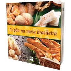 Livro pão na mesa brasileira