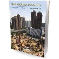 Livro CRAIG - Mecânica dos Solos - 8ª Edição
