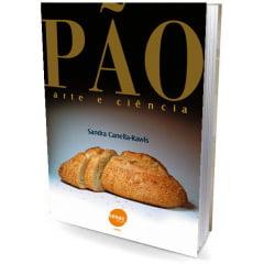 Livro - Pão - Arte e Ciência