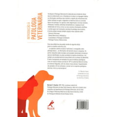 Livro Introdução à Patologia Veterinária