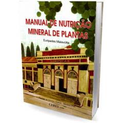Livro - Manual de Nutrição Mineral de Plantas