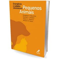 Livro - Emergência e Cuidados Intensivos em Pequenos Animais