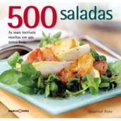 Livro 500 Saladas