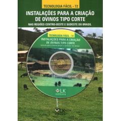 Livro - Instalações para a Criação de Ovinos Tipo Corte