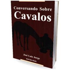 Livro - Conversando Sobre Cavalos