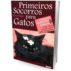 Livro - Primeiros Socorros para Gatos