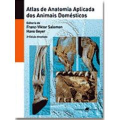 Livro - Atlas de Anatomia Aplicada dos Animais Domésticos