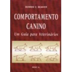 Livro Comportamento Canino - Um Guia para Veterinários