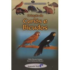 Livro Criação de Curiós e Bicudos
