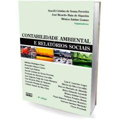 Livro - Contabilidade Ambiental e Relatórios Sociais