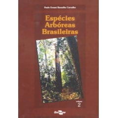 Livro - Espécies Arbóreas Brasileiras - Vol. II
