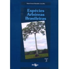 Livro - Espécies Arbóreas Brasileiras - Vol. III