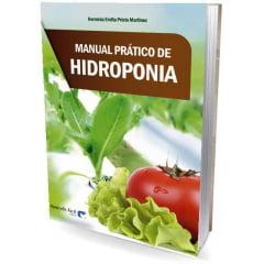 Livro - Manual prático de Hidroponia