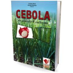 Livro - Cebola - do plantio à colheita
