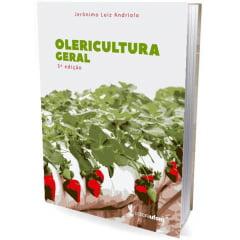 Livro - Olericultura Geral: Princípios e Técnicas