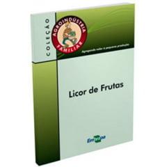 Livro Licro de Frutas, Agroinústria Familiar