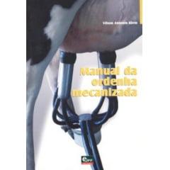 Livro - Manual da Ordenha Mecanizada