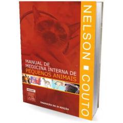 Livro Manual de Medicina Interna de Pequenos Animais