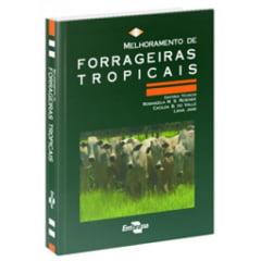 Livro Melhoramento de Forrageiras Tropicais