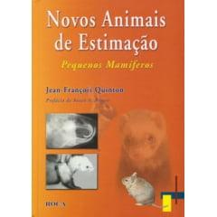 Livro Novos Animais de Estimação - Pequenos Mamíferos