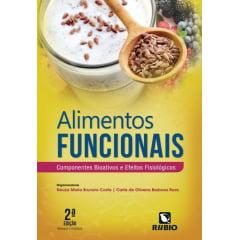 Livro - Alimentos Funcionais - Componentes Bioativos e Efeitos Fisiológicos