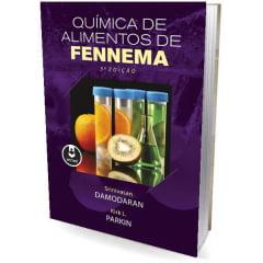 Livro - Química de Alimentos de Fennema - 5ª Edição