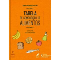 Livro - Tabela de Composição de Alimentos: suporte para decisão nutricional