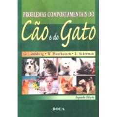 Livro Problemas Comportamentais do Cão e do Gato