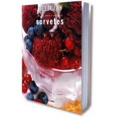Livro Sorvetes - Série Delícias