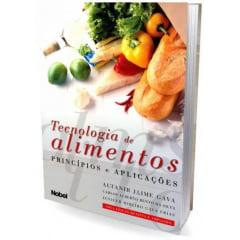 Livro Tecnologia de Alimentos - Princípios e Aplicações