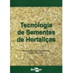 Livro Tecnologia de Sementes de Hortaliças