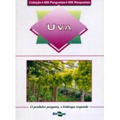 Livro - Uva - 500 perguntas / 500 respostas