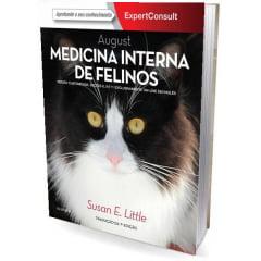 Livro - August Medicina Interna de Felinos - 7ª Edição