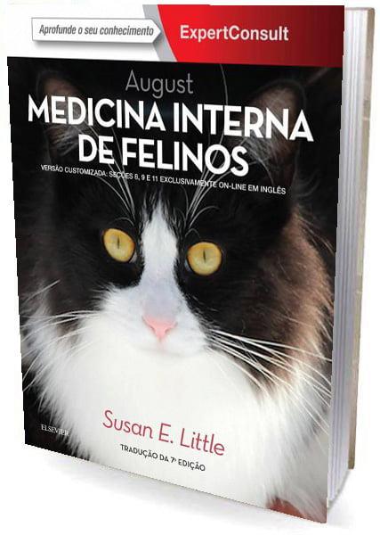 Livro - Medicina Interna de Felinos - 7a Edição