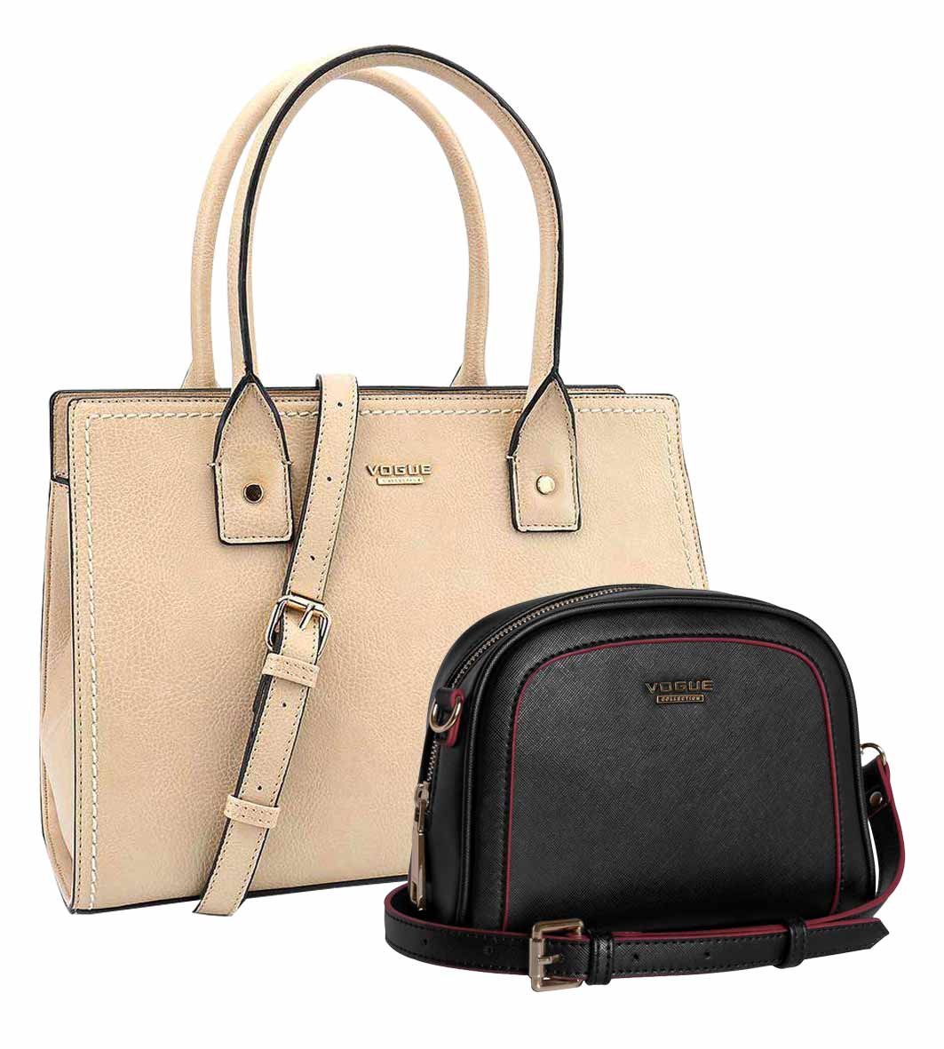 827ecb266 Kit Bolsa Feminina Vogue