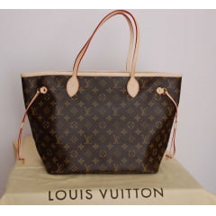 Bolsa feminina louis vuitton neverfull