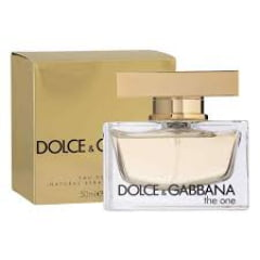 Perfume The One Feminino 75ml Dolce & Gabbana