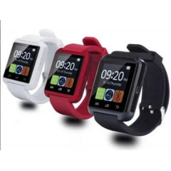 Relogio Bluetooth Smart Watch U8 Android Iphone