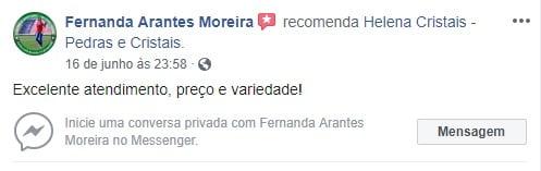 Depoimento Fernanda