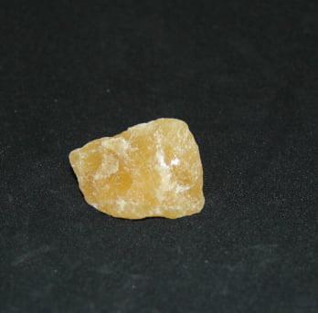 Pedra Calcita Laranja Bruta - Helena Cristais