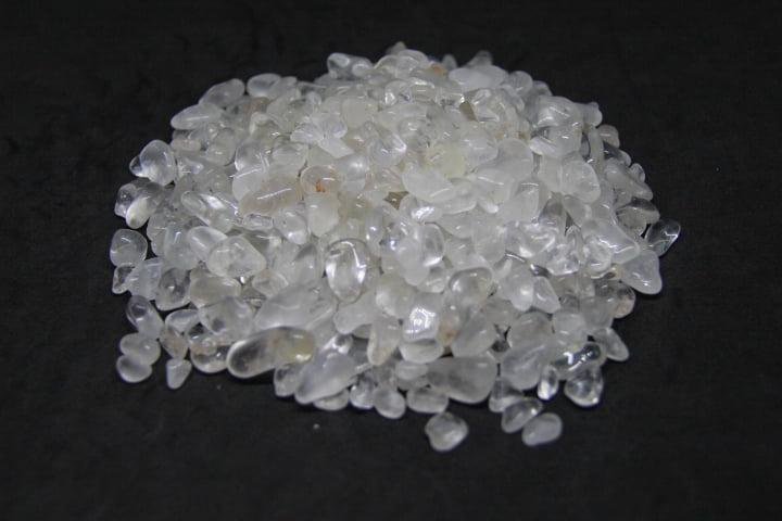 Pacote de Pedra Cristal 1Kg - Helena Cristais